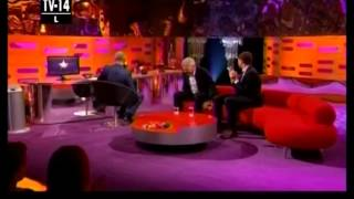 Graham Norton flubs Benedict Cumberbatch's name