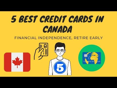5 BEST Credit Cards In Canada (April 2020) | Andy's FIRE Club