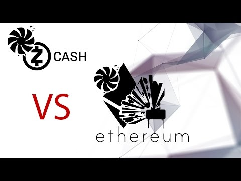 Zcash VS Ethereum, Which Is Most Profitable?