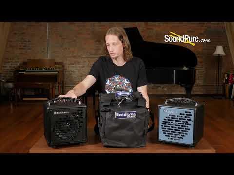 Henriksen Amp Comparison: The Bud vs. The Blu - Sound Pure Gear Tip
