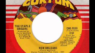 STAPLE SINGERS  New Orleans