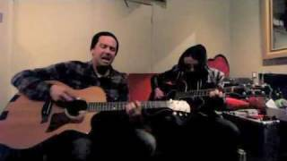 "Unwritten Law Acoustic ""Starships and Apocalypse"""