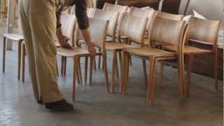 Latus Chair By Artisan - Making Of