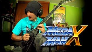 MEGAMAN X - Intro Stage - por Johann Vargas