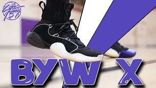 Adidas Crazy BYW (Boost You Wear) X Performance Review!