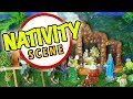 Easy Nativity Stable Part 2-  Nativity Scene (Christmas Crib) ART CRAFTERS VILLE