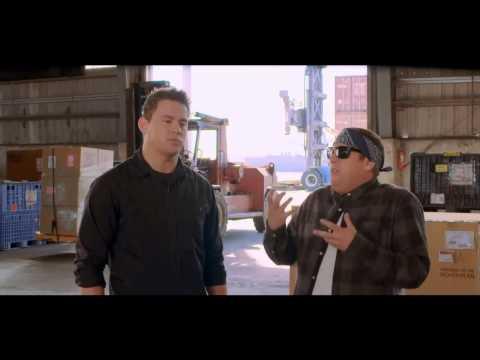 22 JUMP STREET my names jeff Clip  Channing Tatum, Jonah Hill