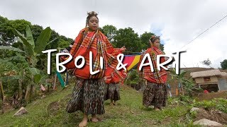 T'boli and Art - Best Inspiration!   the Creative Life - Ep3