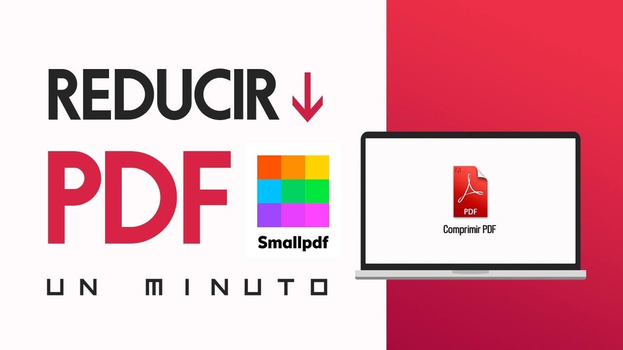 como reducir tamano de archivo pdf online