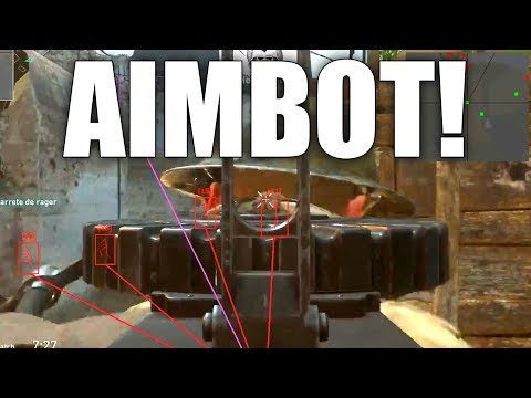 WOW! Hackers and Aimbots Already Flooding COD WWII! (Aimbot Gameplay)