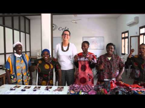 AFRIKAdirndl conducted a free 3 day tailor training in Tanzania - time to give back