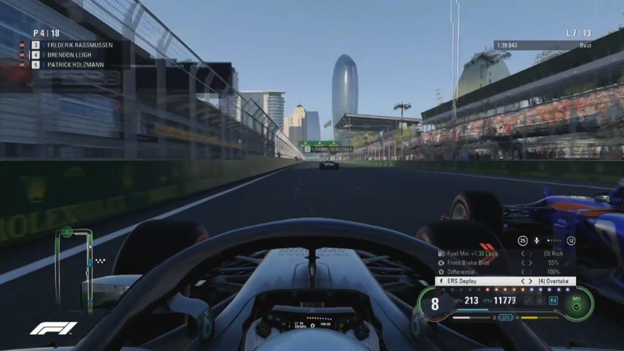 Download F1 New Balance Esports Pro Series 2018: Race Three Highlights