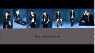 BTS방탄소년단 - Danger (Mo-Blue-Mix) (Feat. THANH) lyrics