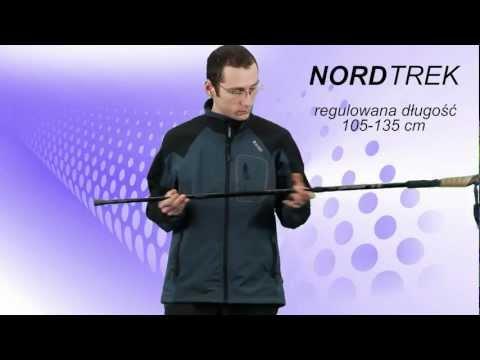 Kije Nordic Walking Antishock Nord-Trek na www.sklep-presto.pl