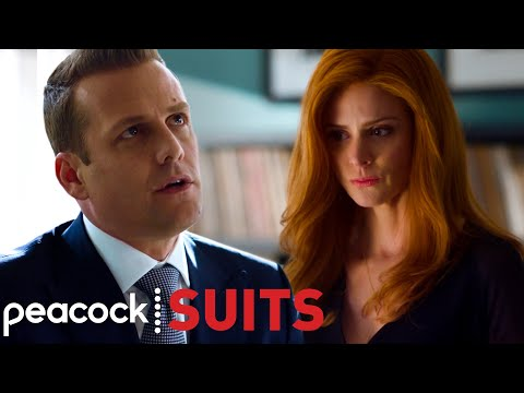 Donna Abandons Harvey To Work For Louis | Suits