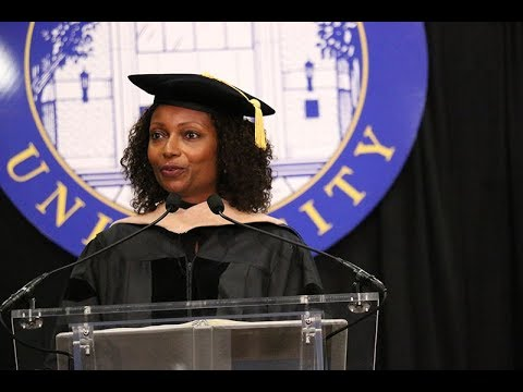 2018 Commencement Address: Latondra Newton '91 -Kettering University