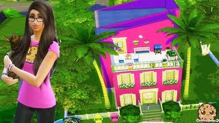 My New Home - Move Into Pink Dream House - Tour with My Pet Dogs - Video