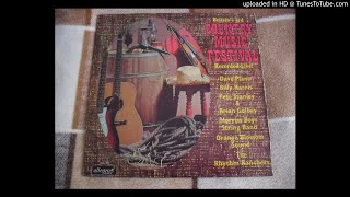 Orange Blossom Sound. 3 tracks from Country Music Festival LP.