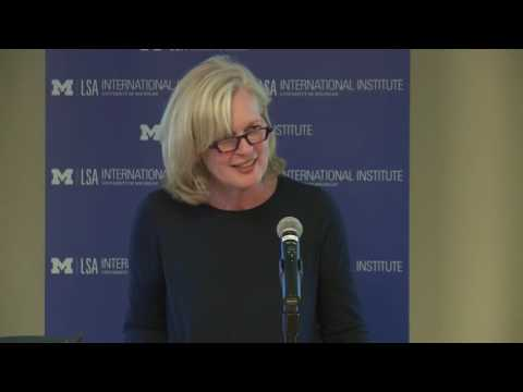 Annual Distinguished Lecture on Europe: Cities, Dreams, and Nightmares