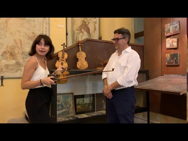 Dogliani, Settimana Vivaldiana Nazionale: intervista alla  M° Lucia Allegro
