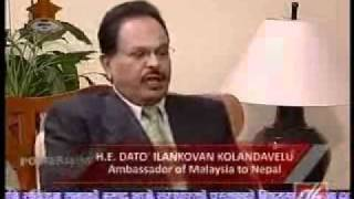 POWER TALKS  with Malaysian Ambassador, 16th May 2011