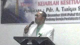Gereja Pentakosta Indonesia ,  Christmas Song  By Pdt A Tarigan
