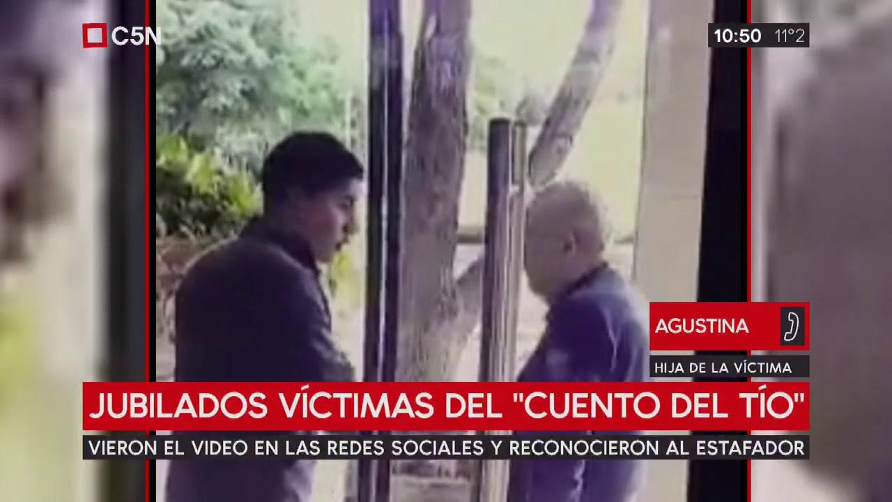 """""""Cuento del tío"""": el mismo estafador, al menos dos víctimas"""