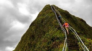 How to climb the Illegal Stairway to Heaven - 1 Life on earth