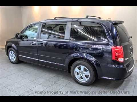 mark wilsons better used cars 2011 dodge grand caravan. Black Bedroom Furniture Sets. Home Design Ideas