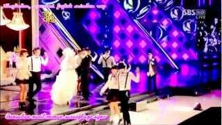 Lee Seung Gi & Park Shin Hye - Will you marry me  /live/  hun sub