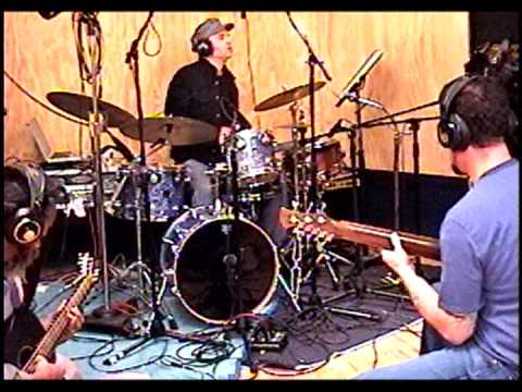 Charlie Hunter/Chinna Smith/Shawn Pelton - Part 1 of 3 - LIVE IN THE STUDIO