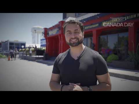 2020 Niagara Falls Canada Day Virtual Celebration