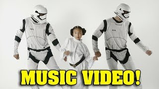 ROCK OUT WITH LEIA!!! Behind-the-Scenes at GoldieBlox Fast-Forward Girls BeLikeHer Music Video