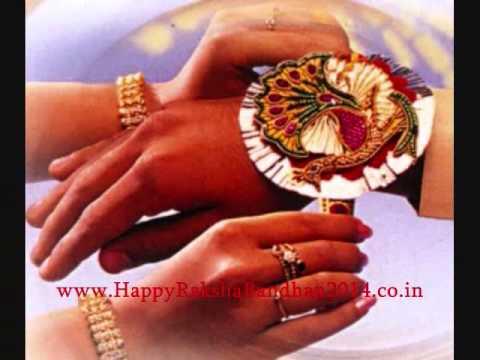 Happy Raksha Bandhan Rakhi 2014 SMS Quotes HD Wallpapers messages