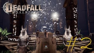 Deadfall Adventures (#2) Подземелья пирамиды.