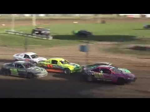 USRA Tuners Heats Upper Iowa Speedway 8/3/19