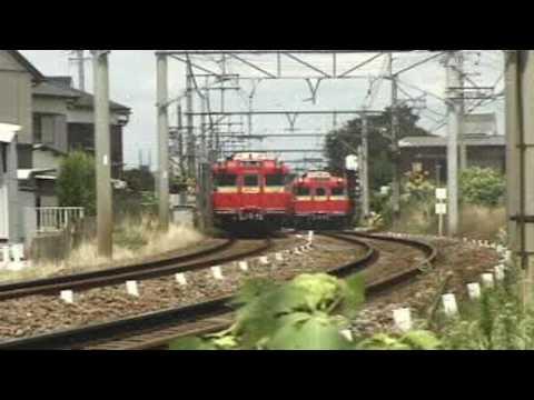 Densha de Go! Nagoya Tetsudou Hen (Japan) PSX All FMVs