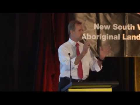 New South Wales Aboriginal Land Councils Conference 2013.