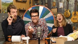 rhett and link fan mail