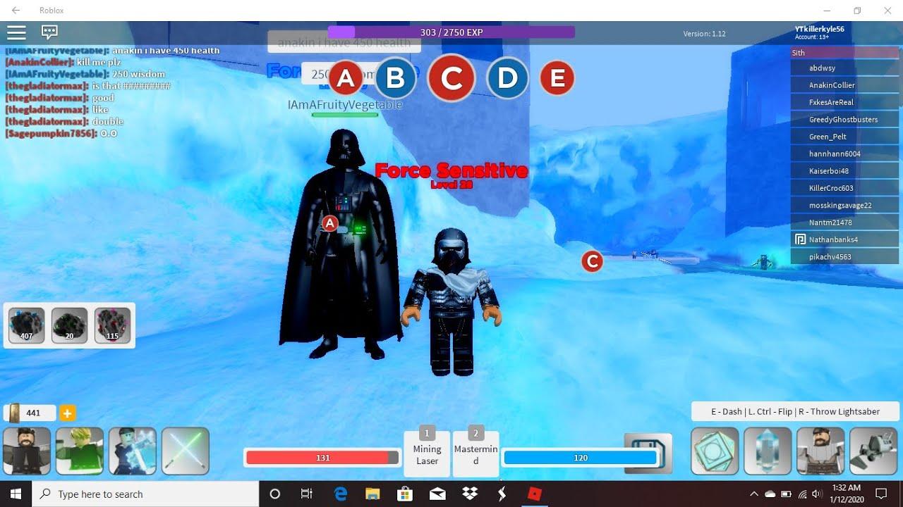 Roblox Ilum 2 Darth Vader And General Grievous Custom Morph Youtube