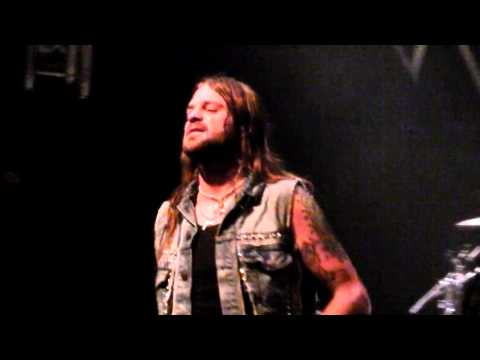 Iced Earth - Wolf @ Button Factory, Dublin [HD]