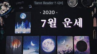 [타로:운세] 2020년 7월 운세