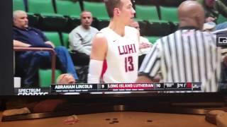 Lincoln Vs Luhi Championship Game Pt 1