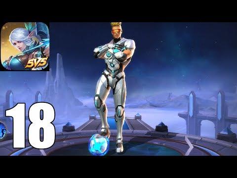 Mobile Legends : Bang Bang ( IOS / Androi ) Gameplay #18 - Bruno : RANK