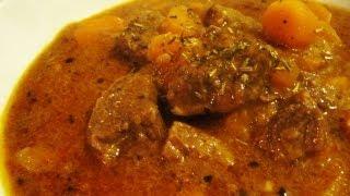 Beef / Lamb Stew With Yogurt Marinade : Easy Dinner Cooking Healthy Recipe
