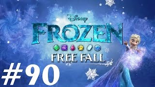 Frozen Free Fall Level 90 - Disney's #1 puzzle game - New update