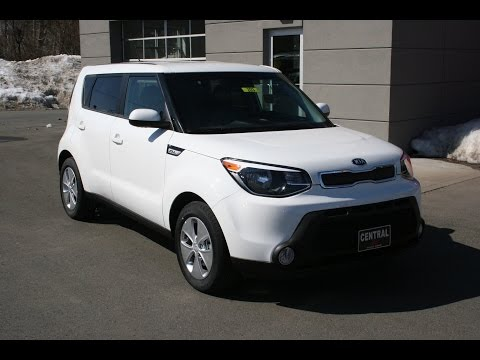 2015 Kia Soul Review and Test Drive