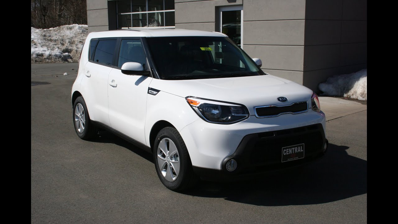 2015 kia soul review and test drive youtube. Black Bedroom Furniture Sets. Home Design Ideas