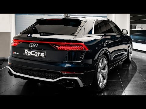 2020 Audi RS Q8 - Wild High-Performance Q8!