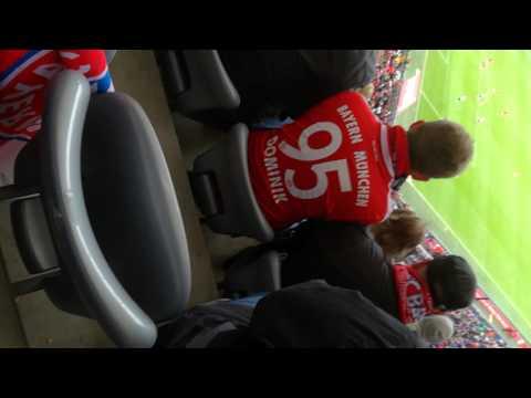 Ein Besuch in der Allianz Arena Bayern gegen Mainz